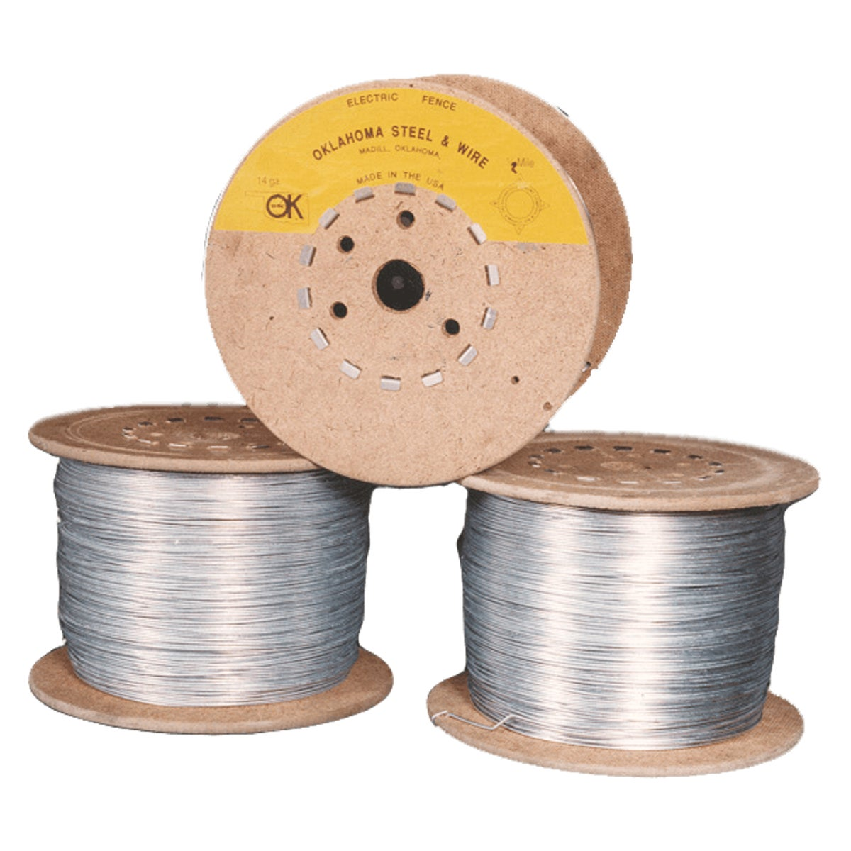 1/4M 14.5 ELC FENCE WIRE - 118220 by Bekaert Corp