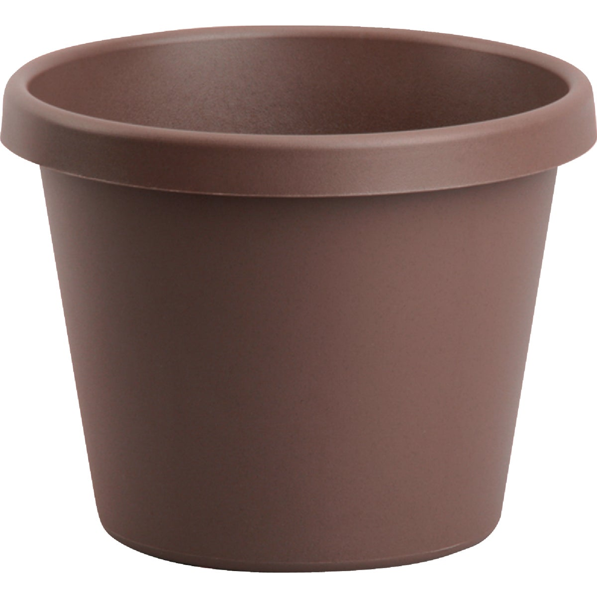 "16"" CHOCOLATE POLY POT"
