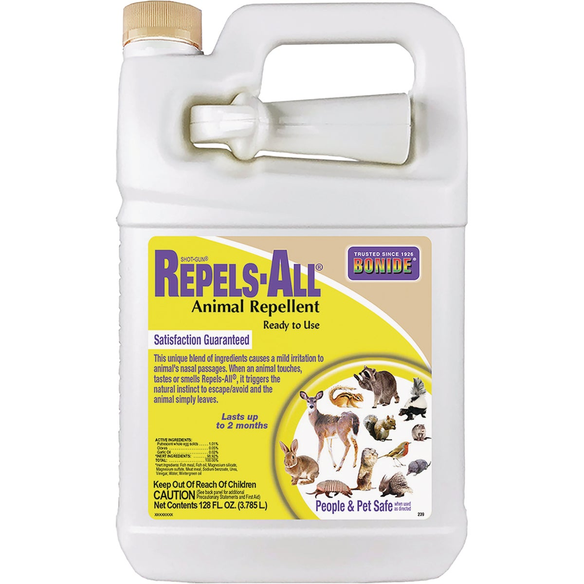 GAL RTU ANIMAL REPELLENT - 239 by Bonide