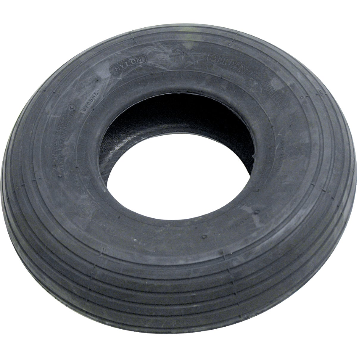 400X6 REPL RIBBED TIRE