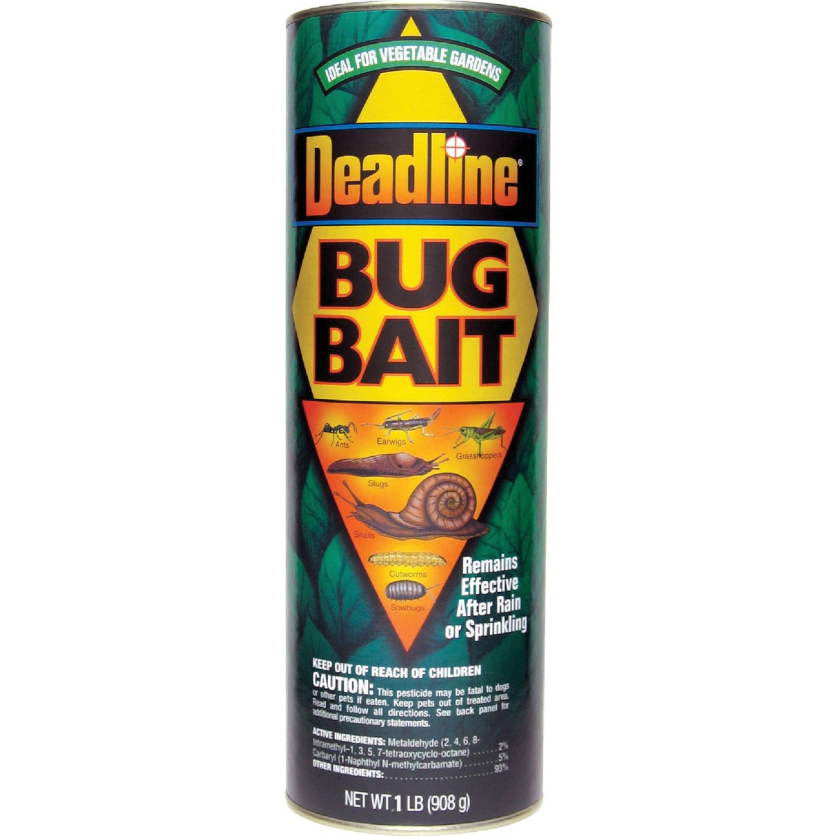 1LB DEADLINE BUG BAIT - 100099013 by Excel Marketing