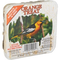 C. & S. Prod. 11OZ ORANGE TREAT SUET CS1250561