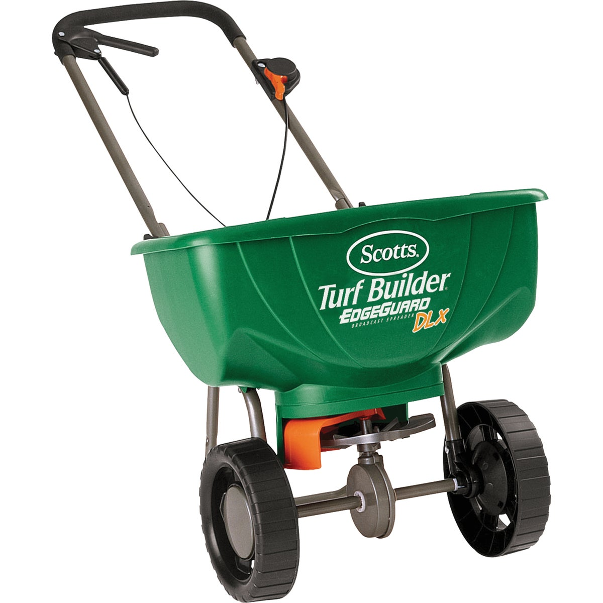 DLX BROADCAST SPREADER - 76232 by Scotts Company