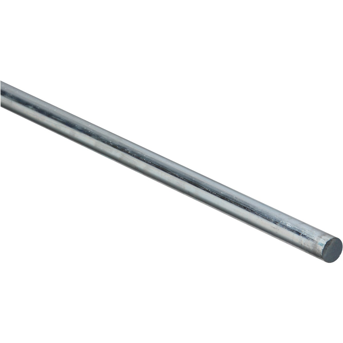 3/8X3' ROUND STEEL ROD - N179788 by National Mfg Co