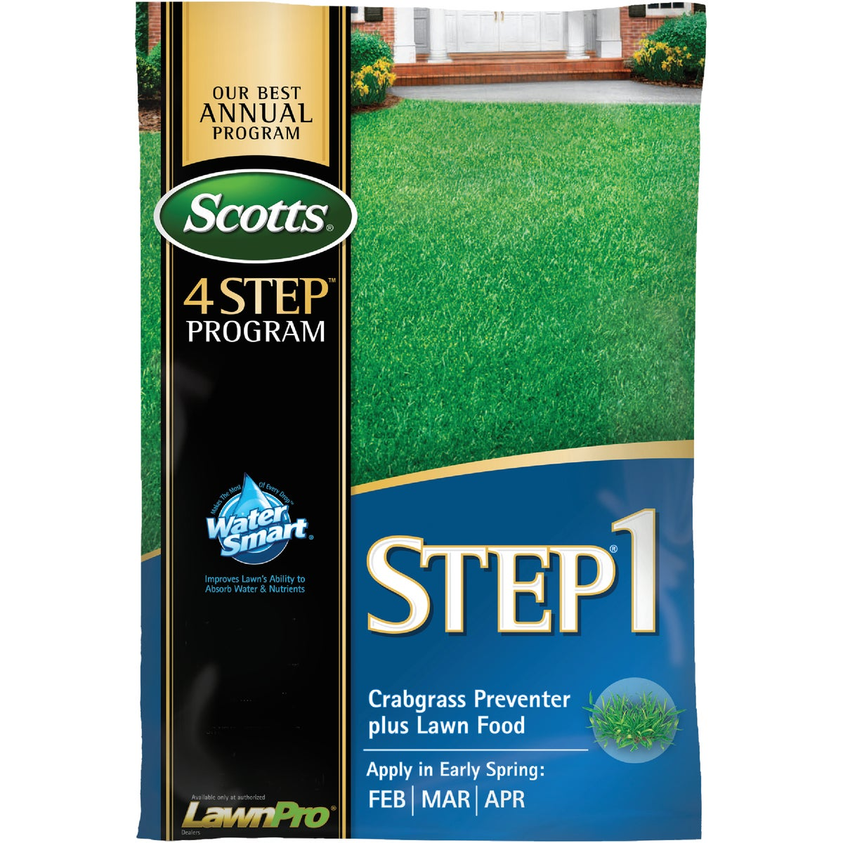 15M STEP 1 CRABGRSS+FERT - 33160 by Scotts Company