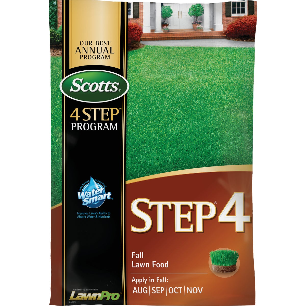 The Scotts Co. 15M STEP 4 FERTILIZER 2515
