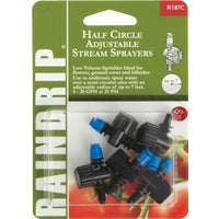 Raindrip Adjustable Sprayer, R187CT