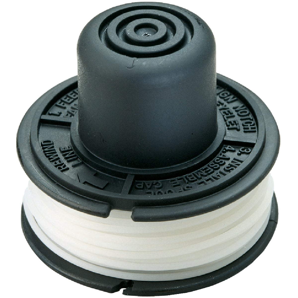 REPL TRIMMER LINE SPOOL - RS-136 by Black & Decker