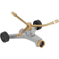 W/Wheels 3-Arm Sprinkler