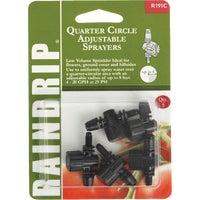 Raindrip Adjustable Sprayer, R191CT