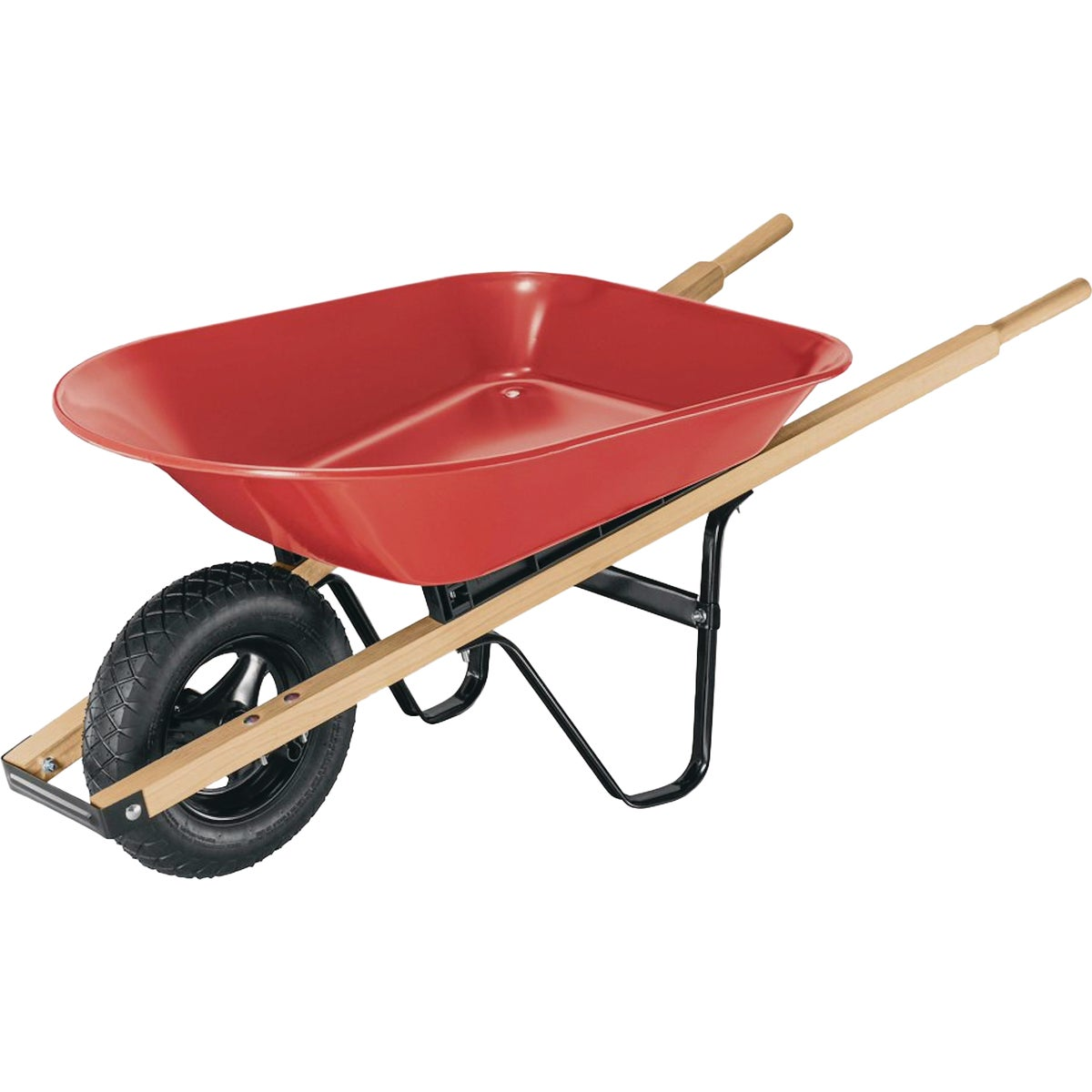 4CU FT STEEL WHEELBARROW - B4 by Truper Herramientas