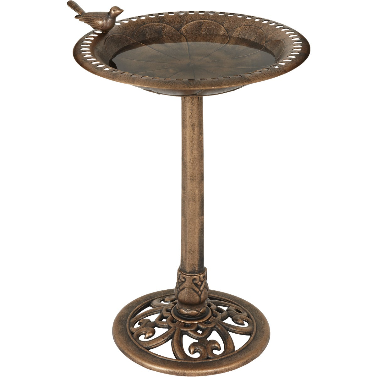 PEDESTAL BIRD BATH - BA01281 by Gardman Usa Inc