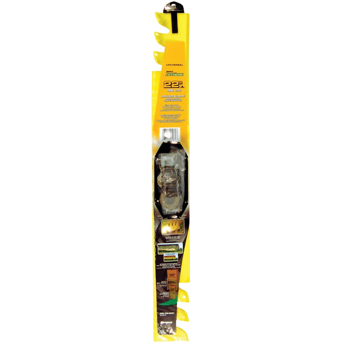"22"" UNIV MULCH BLADE - 490-100-0097 by Arnold Corp"