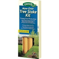 Mow-Over Tree Stake Kit