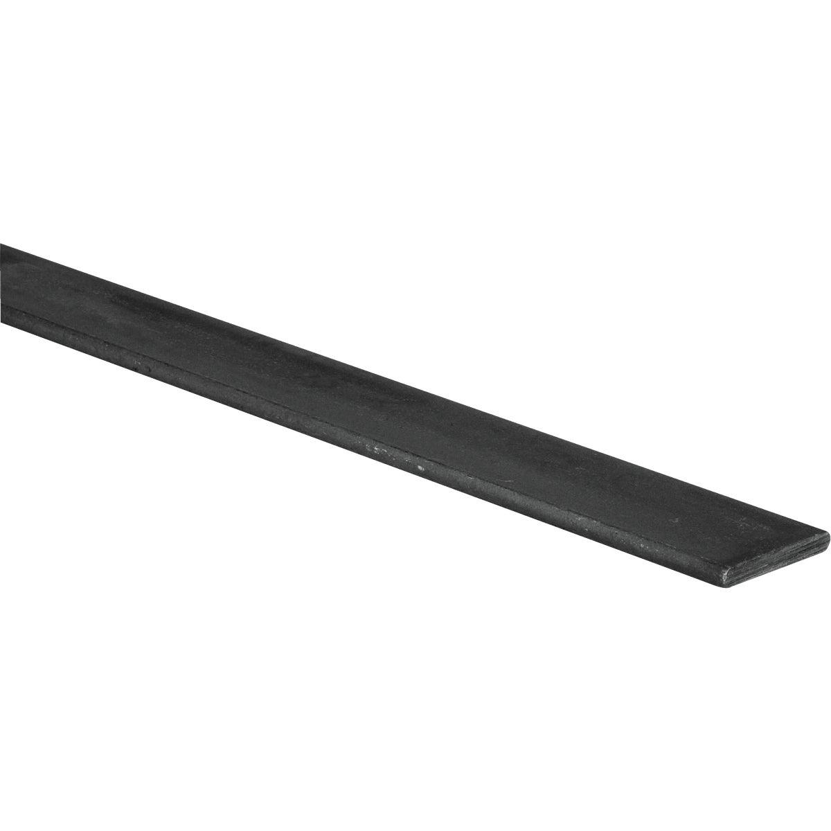 1/8X2X3' HR STL FLAT BAR - N341438 by National Mfg Co