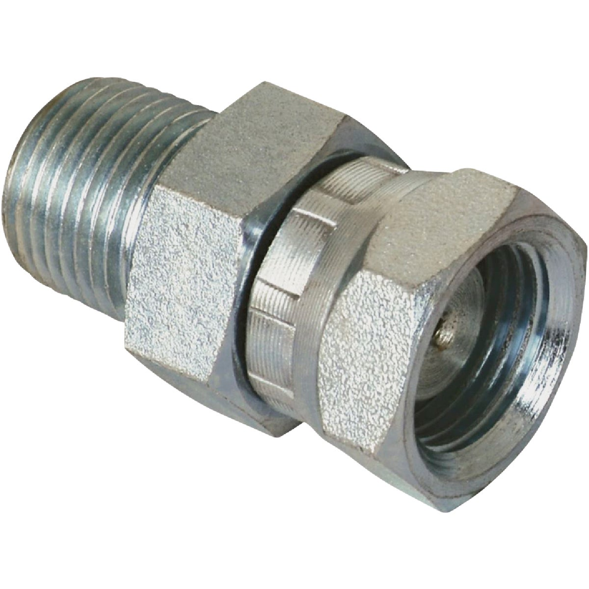 1/2MX1/2F SW HYD ADAPTER - 39004375 by Apache Hose Belting