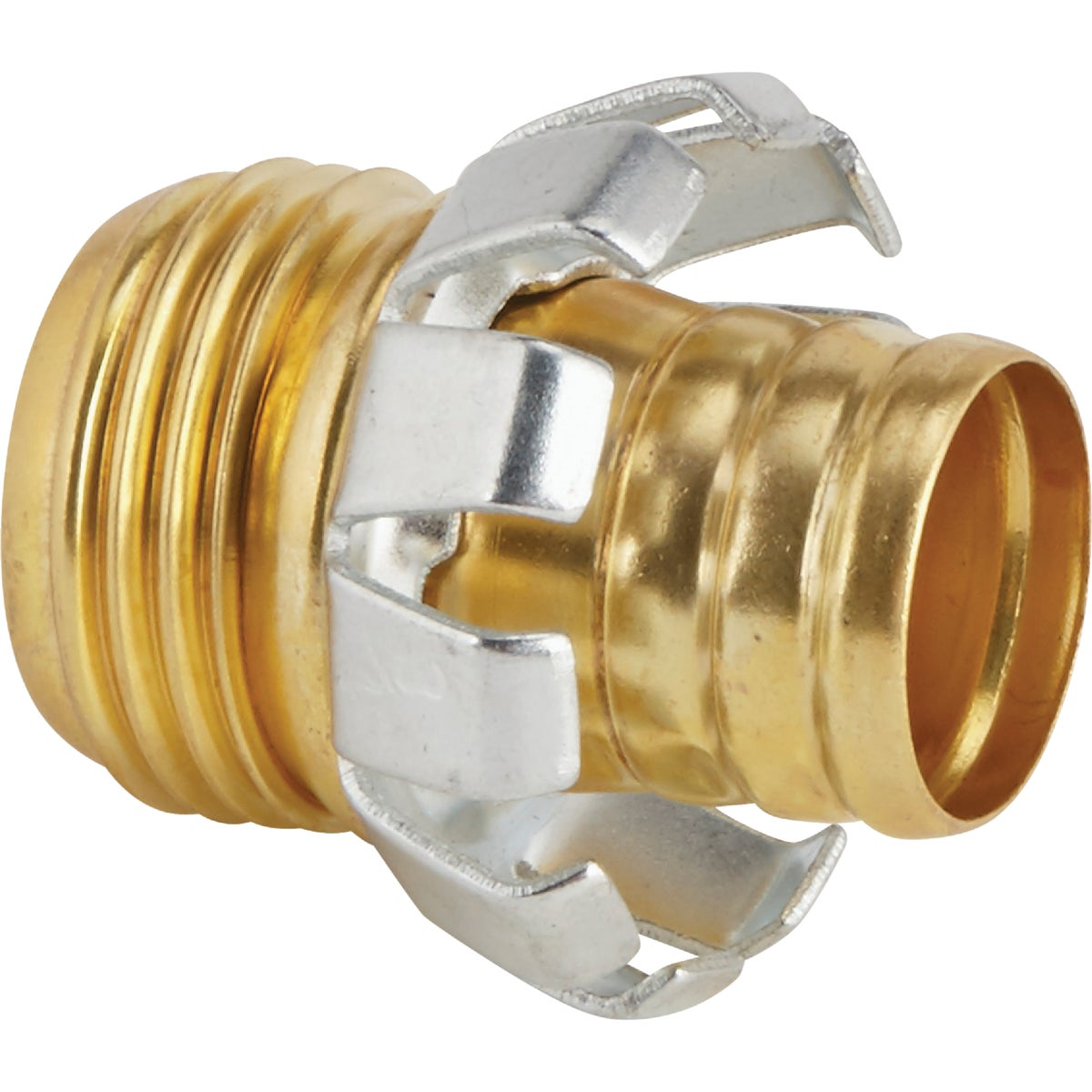 "3/4"" MALE BRASS HOSE END - DIBC34M by Bosch G W"