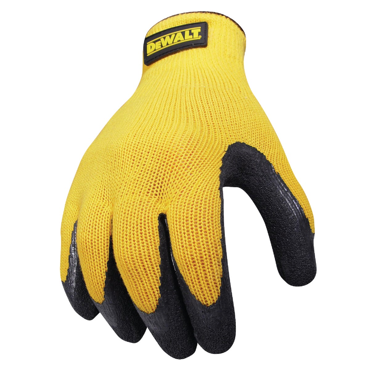 XL RUBBER GRIPPER GLOVE