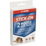 Stick-Em Mouse Glue Traps