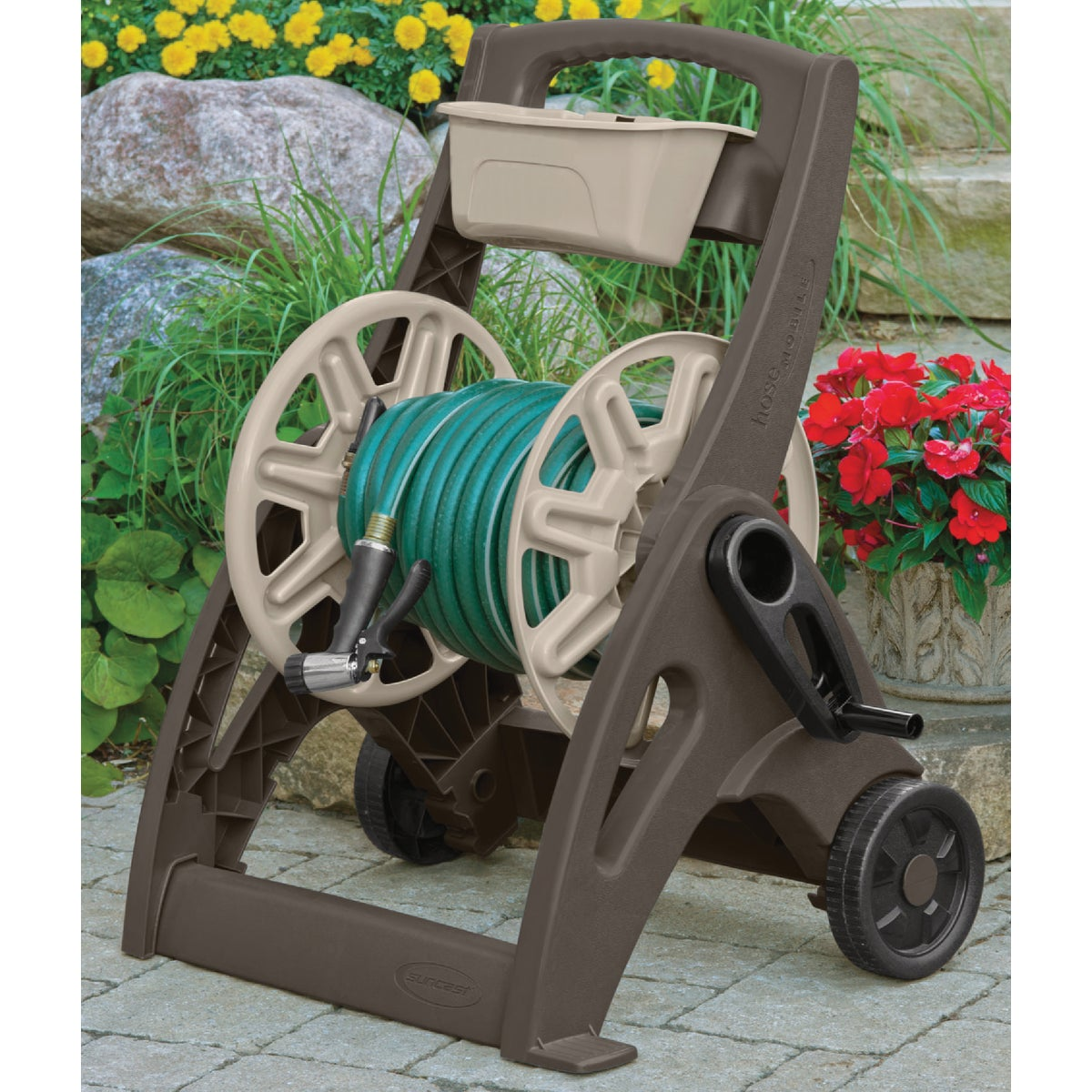 225' HOSE REEL CART - SFB200B by Suncast Corporation