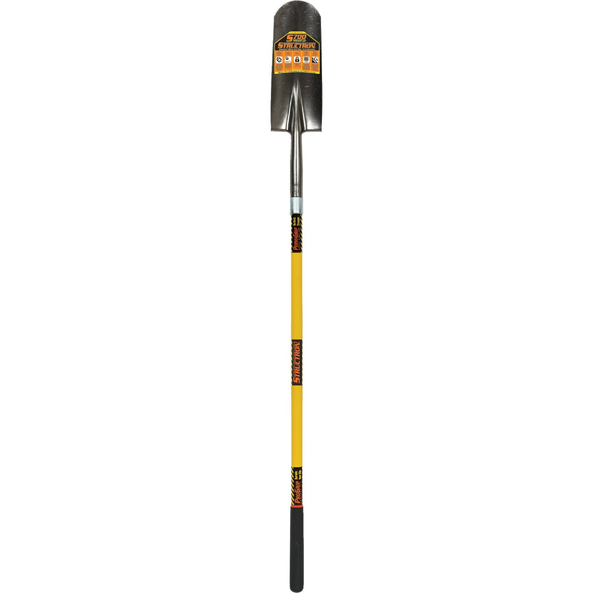 LONG HANDLE DRAIN SPADE - S704 by Seymour Mfg Co
