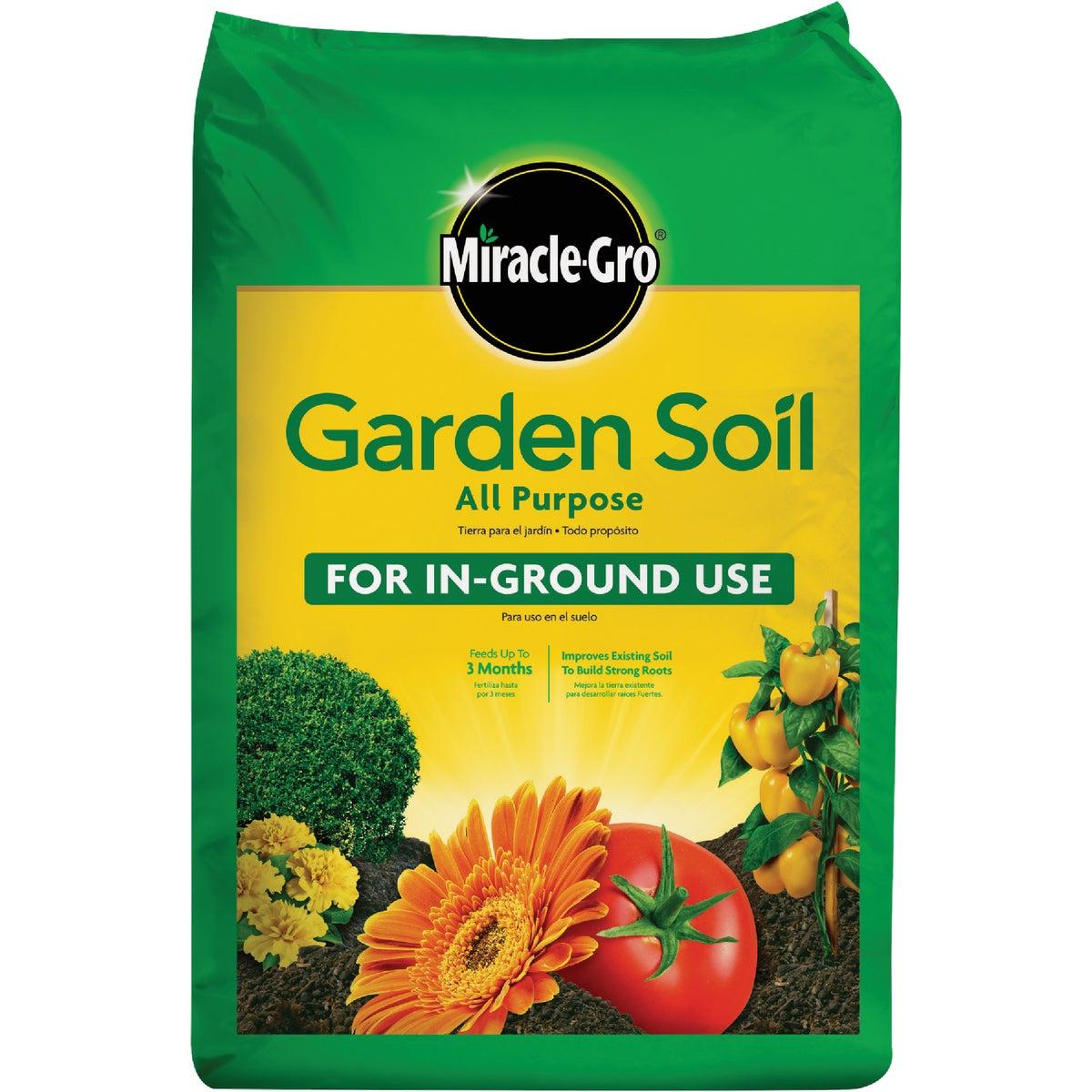 Scotts Organics 1CU FLOWER & GARDEN SOIL 73451300