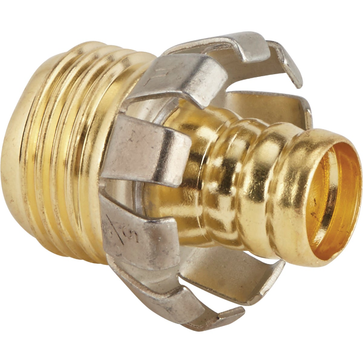 "5/8"" MALE BRASS HOSE END"