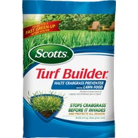 The Scotts Co. 5M HALTS + TURF BUILDER 3805