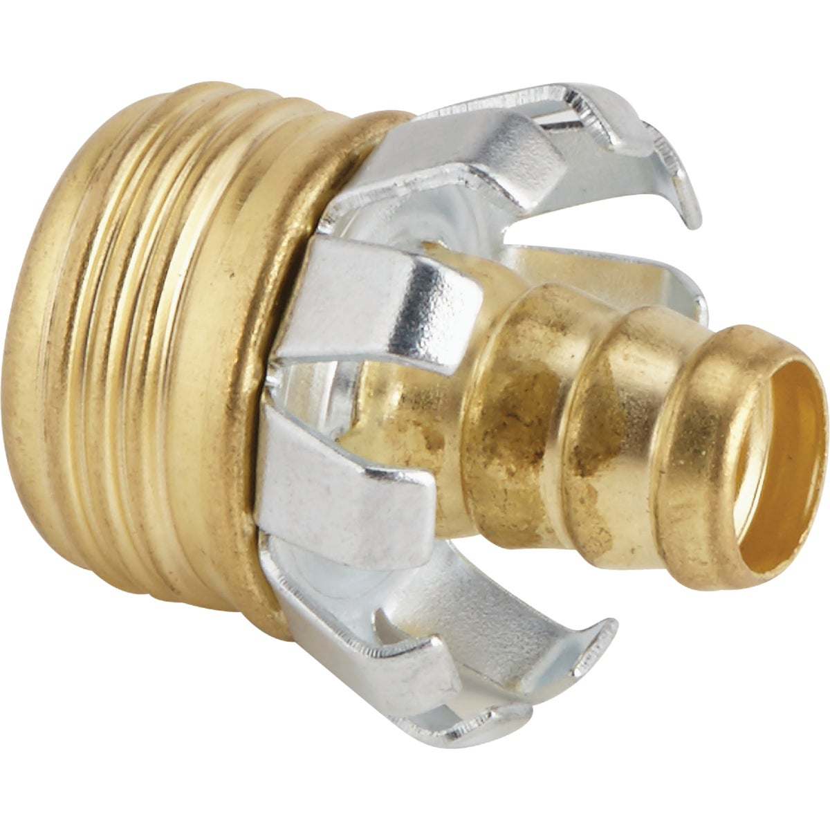 "1/2"" MALE BRASS HOSE END - DIBC12M by Bosch G W"