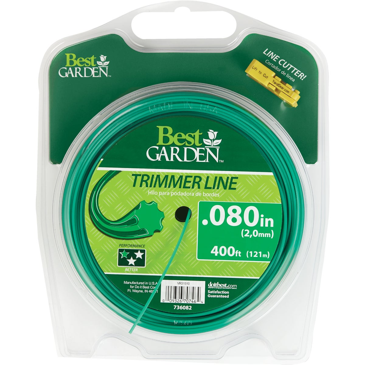 .080 400' TRIMMER LINE - 16255 by Shakespeare Mono