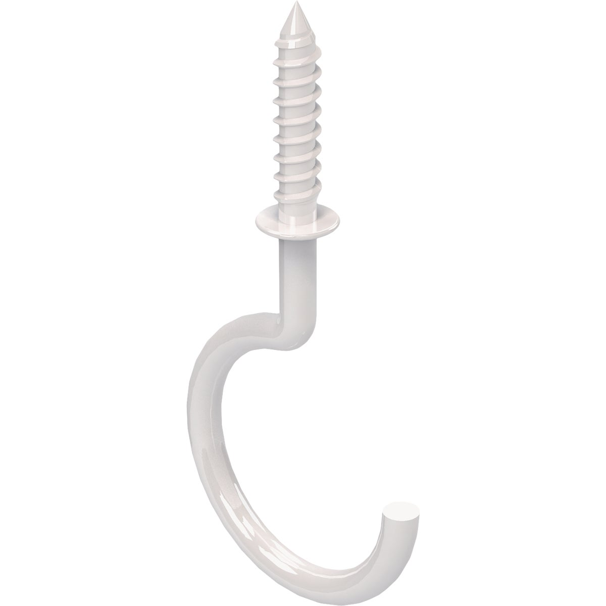 WHITE VC OUTDOOR HOOK - N274951 by National Mfg Co