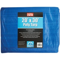 Do it Best GS Tarps 20X30 BLUE MED DUTY TARP 736228