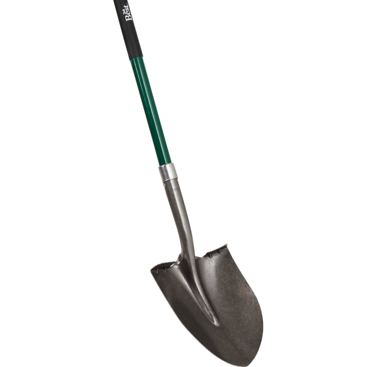 LONG HDL RND PT SHOVEL
