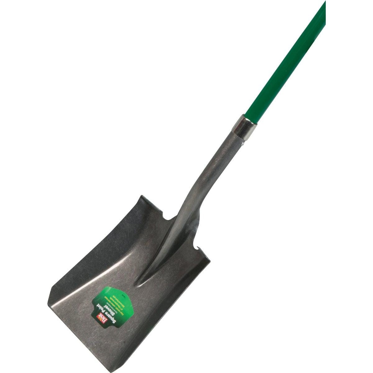 Long Hdl Sq Pt Shovel