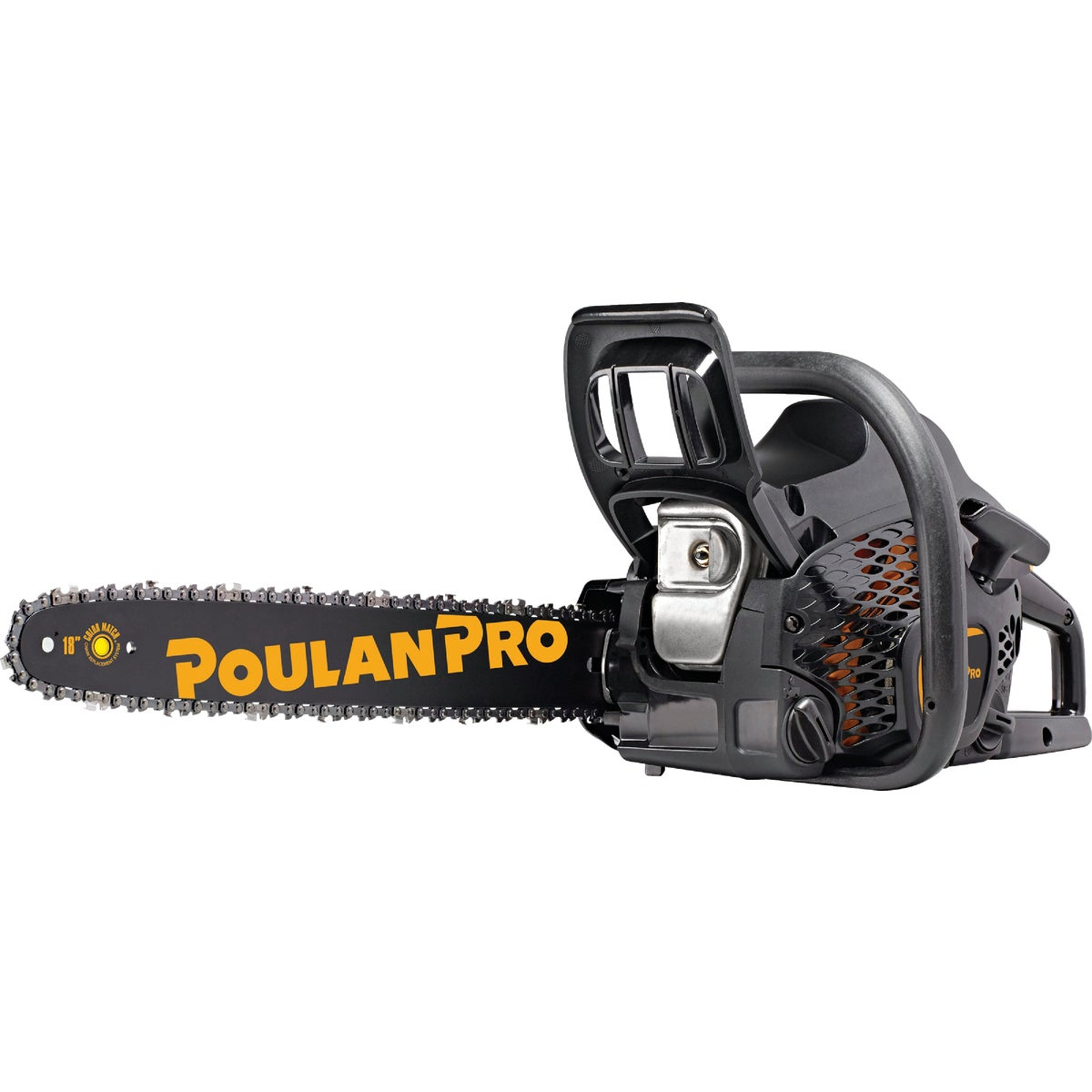 "18"" GAS CHAIN SAW - 967185102 by Poulan"