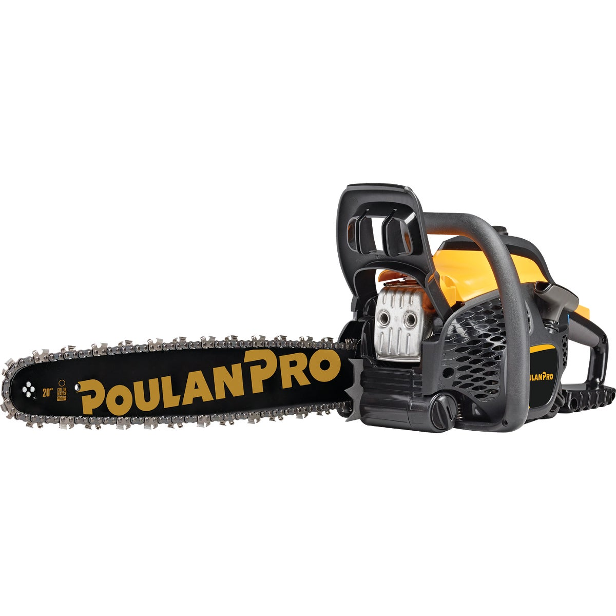 "20"" GAS CHAIN SAW - 966055201 by Poulan"