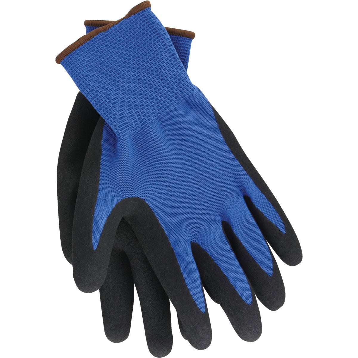 BLUE LARGE GRIP GLOVE - 736694 by Do it Best