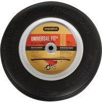 Marathon Universal Flat Free Wheelbarrow Wheel, 265