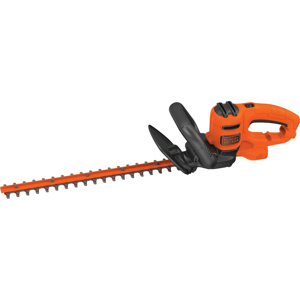 Black & Decker 18 In. Corded Electric Hedge Trimmer, BEHT200