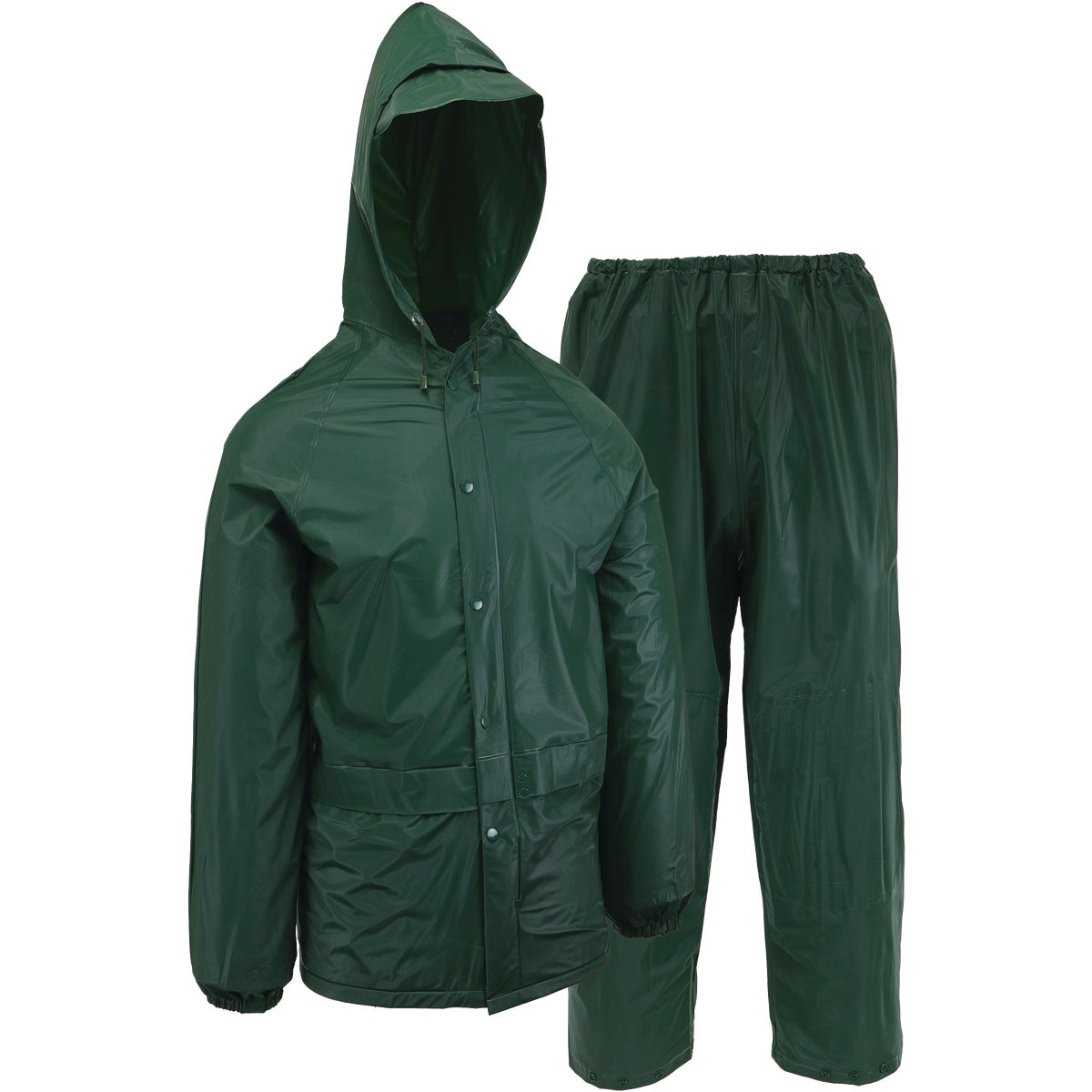 MD 35MM 3PC GRN RAINSUIT - R131M by Custom Leathercraft