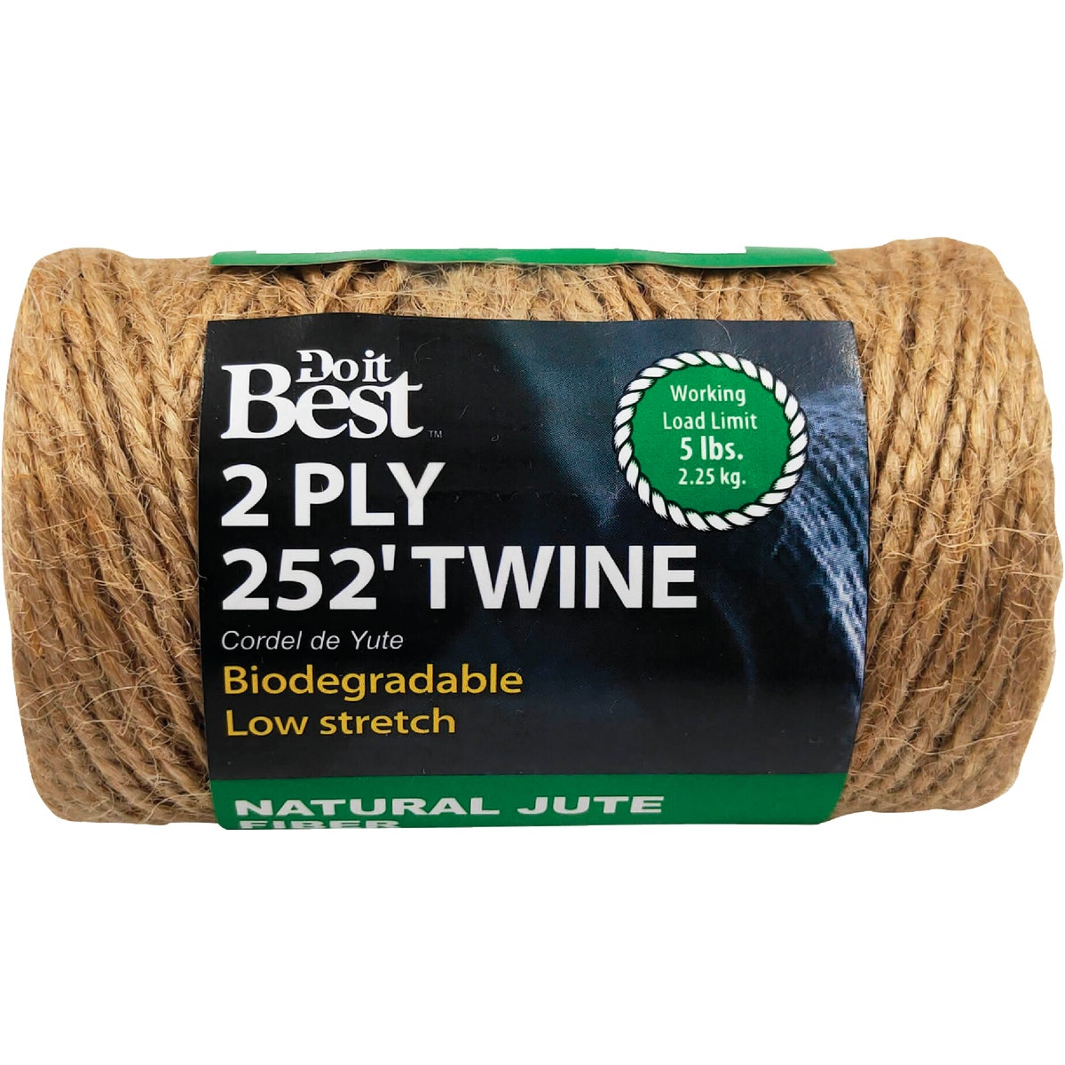 252' JUTE TWINE - 737283 by Do it Best