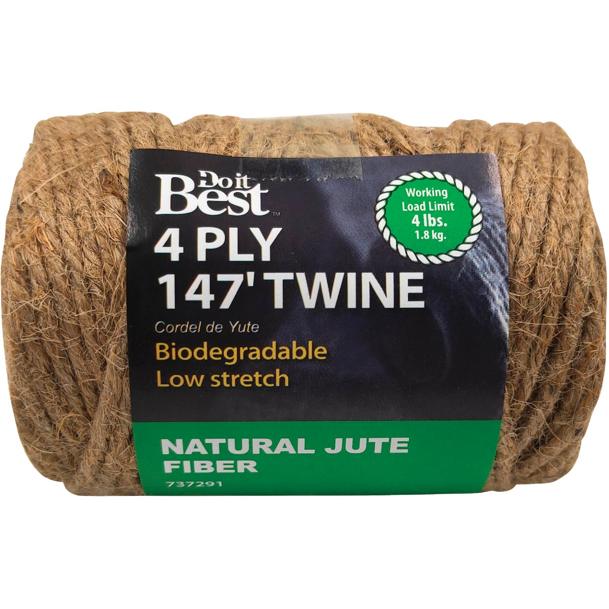 4PLY 147' JUTE TWINE - 737291 by Do it Best