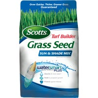 The Scotts Co. 7LB SUN/SHADE GRASS SEED 18121