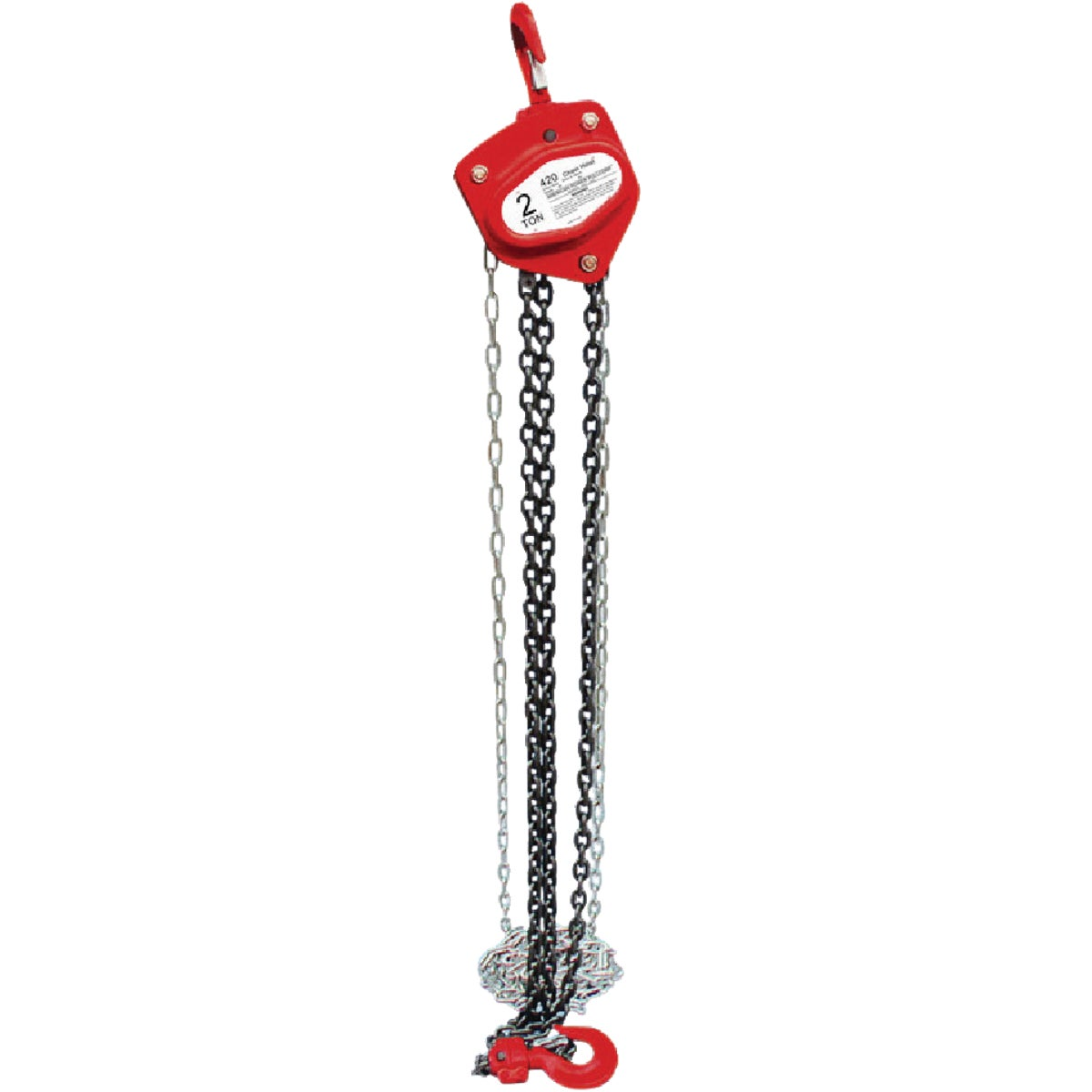 2 TON CHAIN BLOCK LIFT - 48520 by Pull R Holdings
