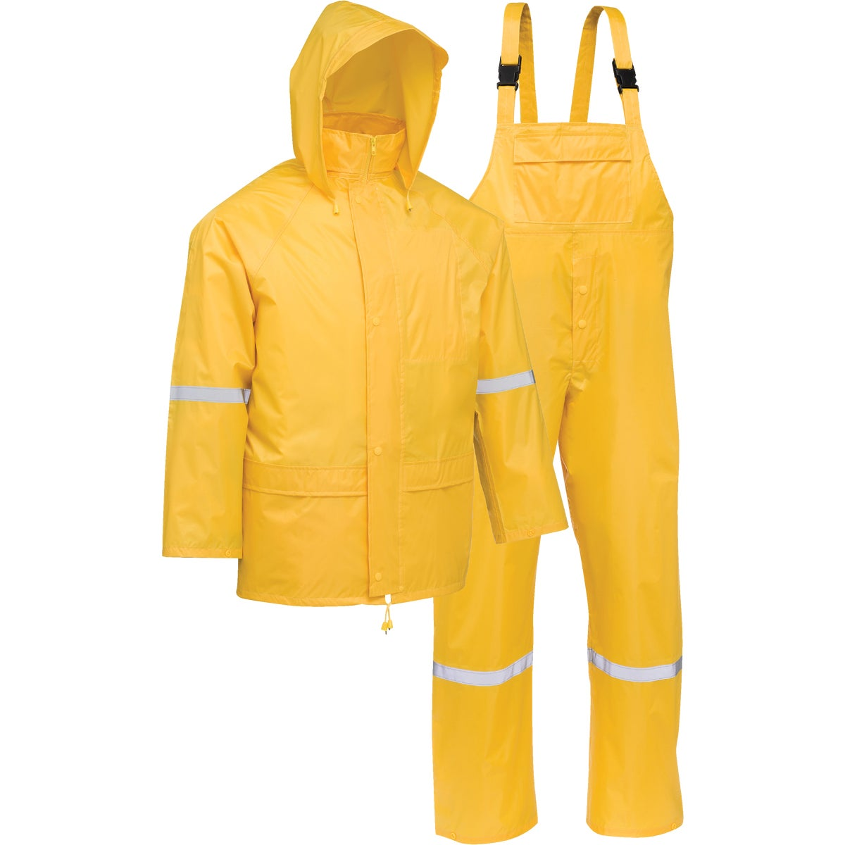 XL 20MM 3PC YEL RAINSUIT