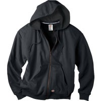 Williamson Dickie Mfg Co 2X BLK HOOD FLC JACKET TW6303BK-2X
