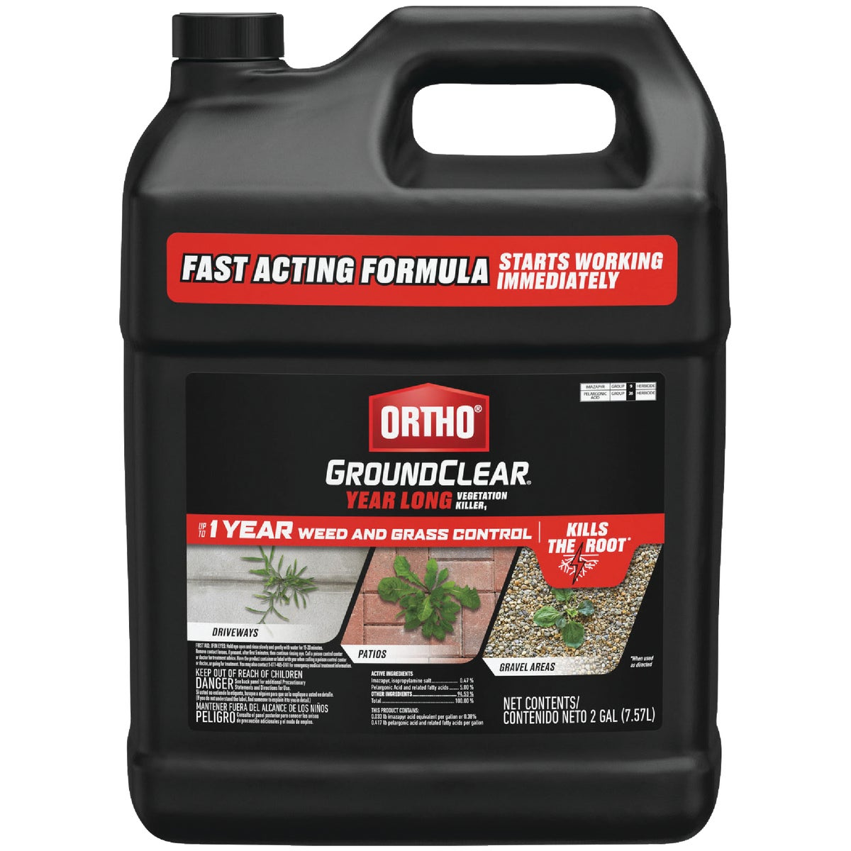 2 GAL VEGETATION KILLER