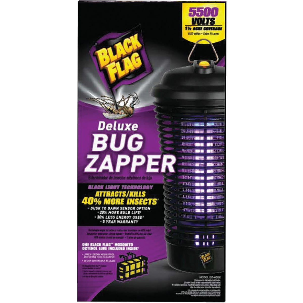 1.5 ACRE ULTRA BUG KILLR - BK300 by Kaz