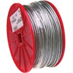 Uncoated Galvanized Cable