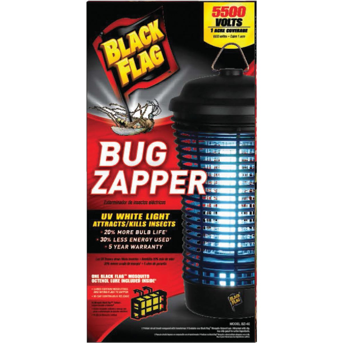 1 ACRE INSECT KILLER - BK100 by Kaz